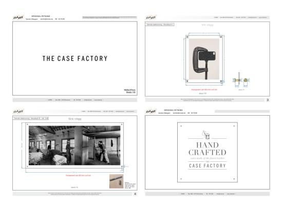 the_Case_Factory_skyltar_Clarex_underlag