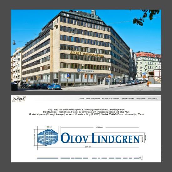 Skyltar_clarex_fasadskylt_ledskylt_ljusskylt_skyltföretag_skyltkoncept_skyltar i stockholm