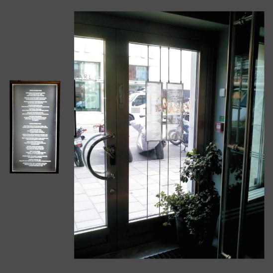 Skyltar_Clarex_informationsskyltar_informationstavla_menyskylt_företagsskyltar_skyltar i stockholm_akrylight_akrylskyltar_entréskylt_glasskyltar