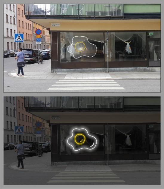 Neonskylt_clarex_skyltar_skyltar i stockholm