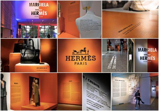 Artipelag, Margiela - Åren med Hermès - Verksskyltning till utställning, ett lyckat samarbetsprojekt mellan Clarex & AdFactory.
